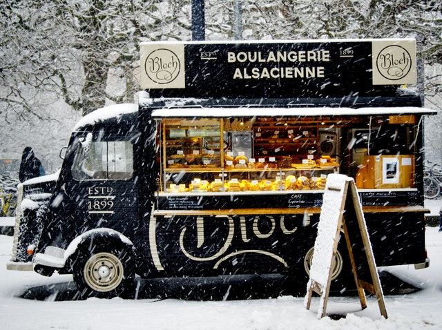 Foodtruck-bageri